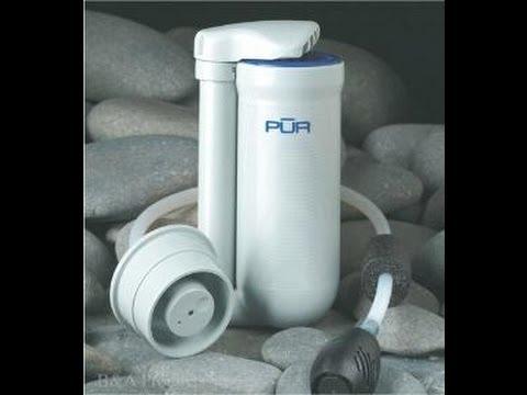 PUR & KATADYN Water Purifier Microfilter - Man VS Junk EP 117