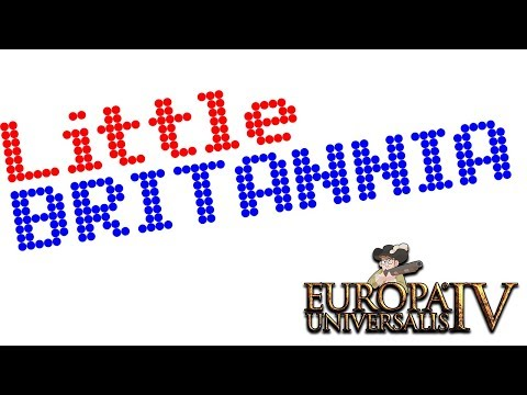 Europa Universalis IV - Rule Britannia DLC | England | Finale |