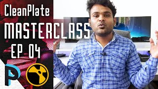 Types of Clean Plate and Course Overview - NUKE Clean Plate Masterclass - EP 04 [HINDI]