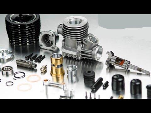 RC HOW TO: Take apart/Clean Nitro Engine