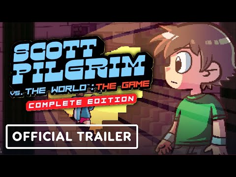 Scott Pilgrim vs The World: Complete Edition - Official Reveal  Trailer | Ubisoft Forward
