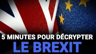 5 minutes pour décrypter le Brexit