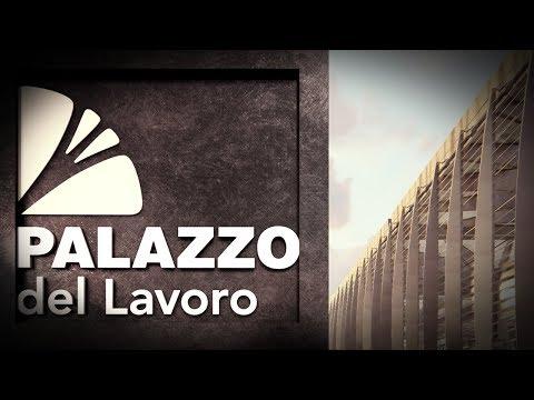 Architectural Animation | Palazzo del Lavoro - Turin Italy (prod. MALO)