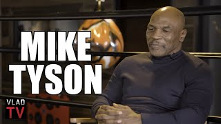 Mike Tyson Gets Annoyed when Vlad Asks Him about  His Street Affiliates (Part 27)