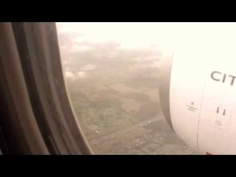 Air France CityJet flight (AF5160): Edinburgh Airport to London City Airport
