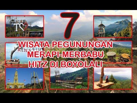 7 Wisata Pegunungan Hitz Di Boyolali