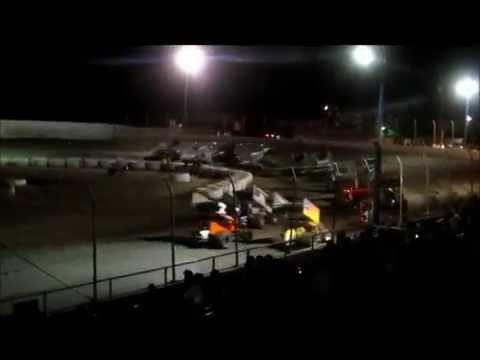 Sprintcars @ Marysville Raceway 7 18 15 2