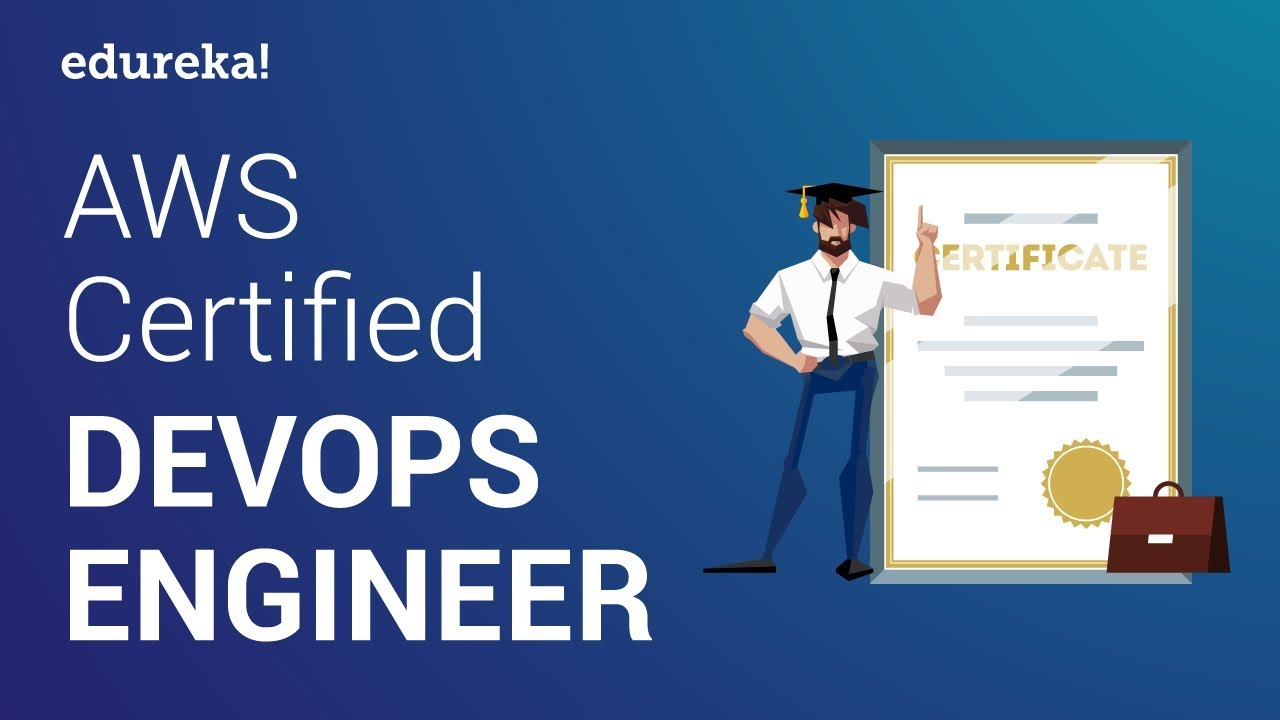 AWS Certified DevOps Engineer | DevOps Training | AWS Training