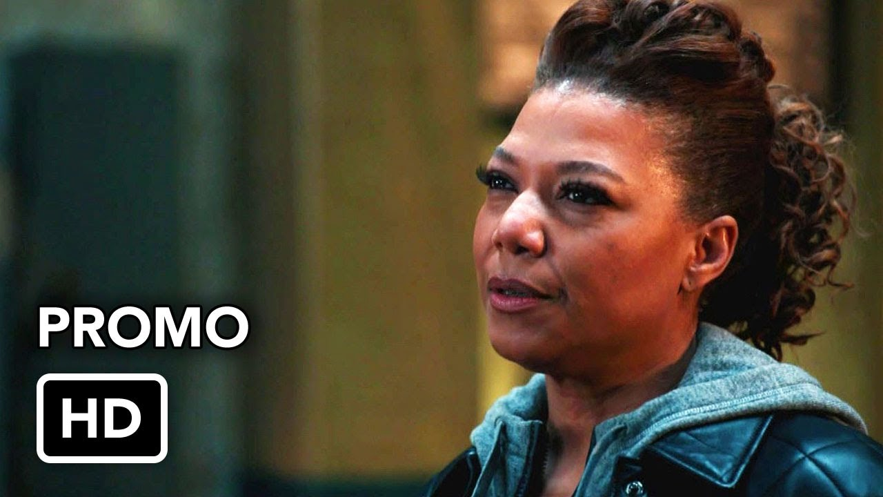 """The Equalizer 1x07 Promo """"Hunting Grounds"""" (HD) Queen Latifah action series"""