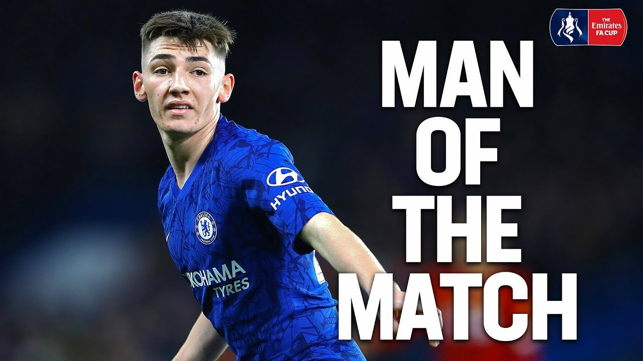 EVERY TOUCH | Billy Gilmour Impresses vs Liverpool | Man of the Match | Emirates FA Cup 19/20