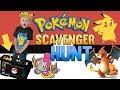 Best Pokemon Scavenger Hunt EVER!
