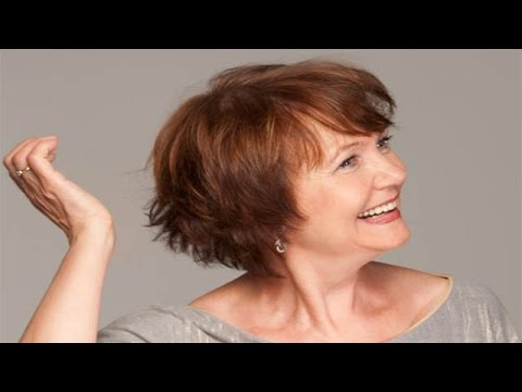 Hairstyles for Women Over 40 50 60 Years