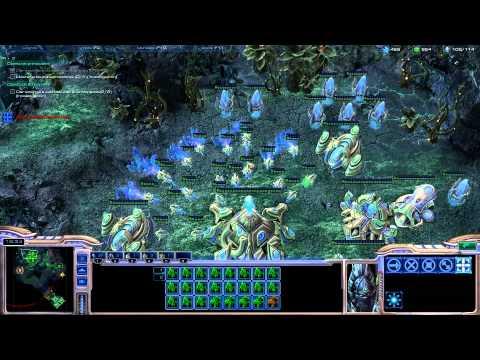 Guía Starcraft II Wings of Liberty - M12 Un Giro Siniestro - Brutal