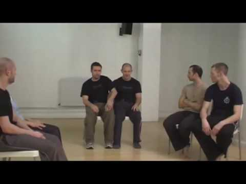 Frantic Assembly Book of Devising Theatre - Chair Duets