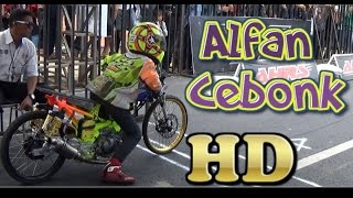 DRAG BIKE  ALFAN CEBONK KOLOR IJO NGANJUK HD