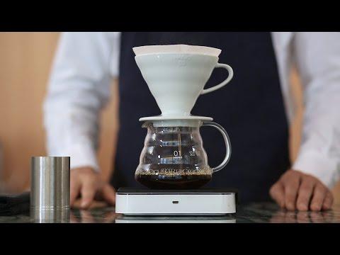 Consigli di Shem Leupin per un caffè filtro perfetto