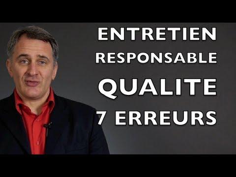 Exemple de CV qualiticien
