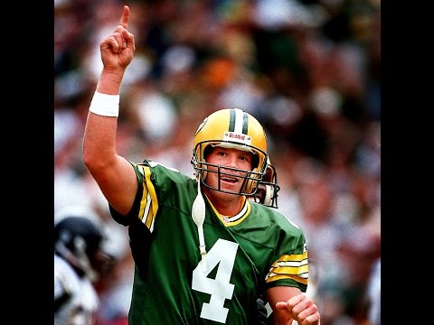 Brett Farve Inducted Into Green Bay Packers Hall of Fame - Ants Rants