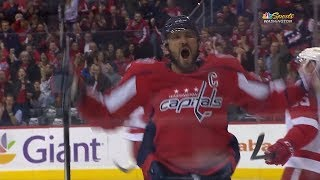 Alex Ovechkin's 51 Goals In 2018-19 (HD)
