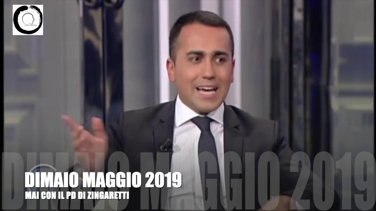 AMIAMO DIMAIO E IL M5S LA COERENZA