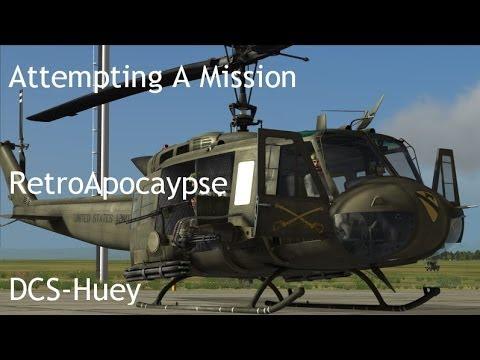 A DCS Huey Mission