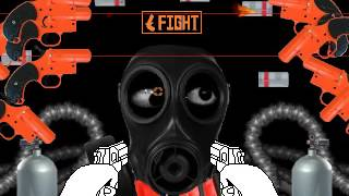 OvErTiMe Pyro boss fight (undertale x Team fortress 2) episode 4