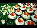 COOL CUCUMBER APPETIZER! | Home Plates