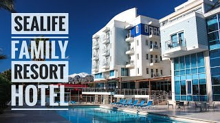 ОБЗОР ОТЕЛЯ Sealife Family Resort 5