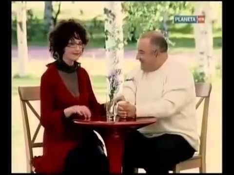 Игорь Маменко и Светлана Рожкова сценка В ресторане