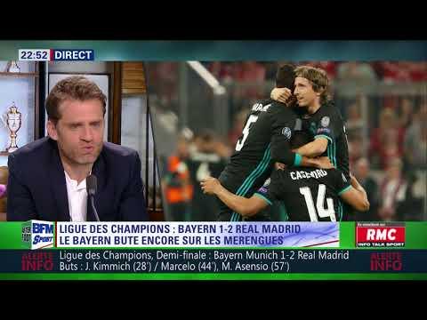 After Foot du mercredi 25/04 – Partie 1/4 - Débrief de Bayern/Real Madrid (1-2)