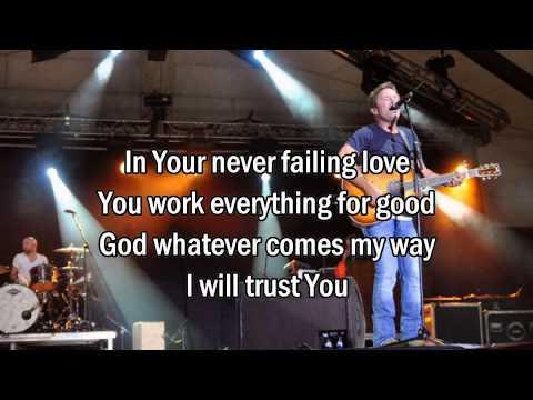 Sovereign - Chris Tomlin (Worship song with Lyrics) 2013 New Album
