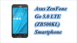 Asus ZenFone Go 5.0 LTE (ZB500KL) Mobile