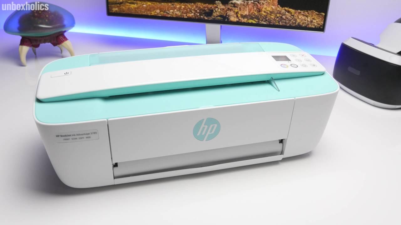 מעולה HP DeskJet Ink Advantage 3700 All-In-One Series - Unboxholics RY-16