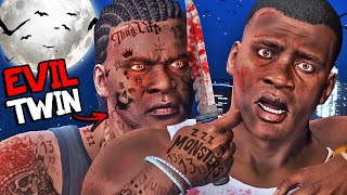 Franklins EVIL TWIN Is a MURDERER In GTA 5 (Crazy)