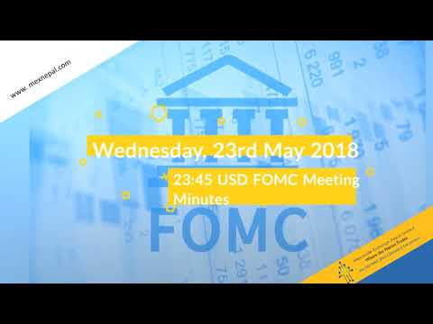 MEX Economic Calendar 21 May 2018 - 25 May 2018