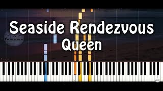 Queen - Seaside Rendezvous Piano Cover
