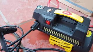 Máy rửa xe áp lực cao 1800w giá 1.150k