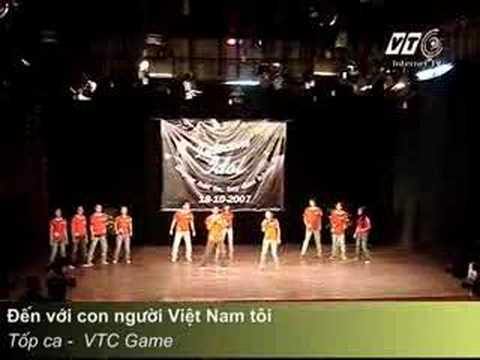 Đến với con người Việt Nam tôi - VTC Game