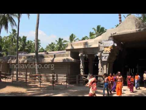 Sivalaya Ottam at Kalkulam Shivan Temple, Kanyakumari