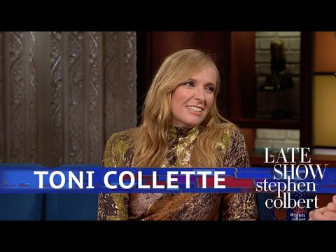When Toni Collette Fakes Sick, She Goes All Out