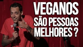 VEGANOS - NIL AGRA - STAND UP COMEDY
