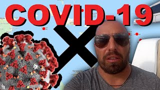 COVID-19, Коронавирус, реальность яхтинга на Карибах...