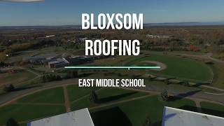 East Middle School - Bloxsom Roofing - Traverse City Michigan