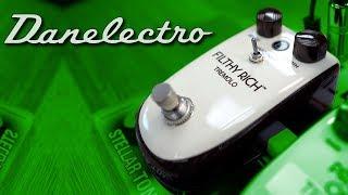 Danelectro Filthy  Rich Tremolo - Review