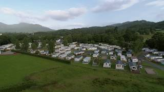 Comrie Holiday Park Perthshire