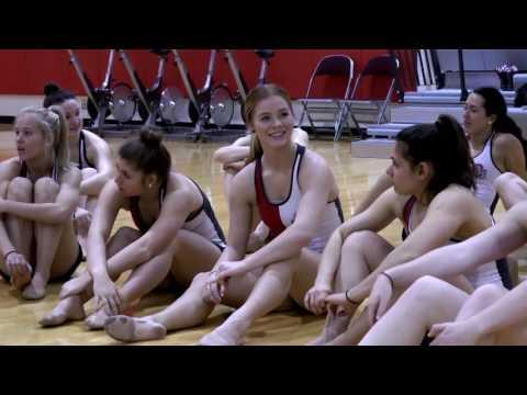 2017 The Ohio State University Dance Team