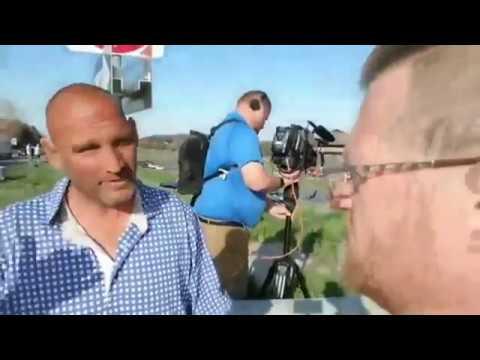 I70 Lakewood Colorado Crash & Interview with Hero