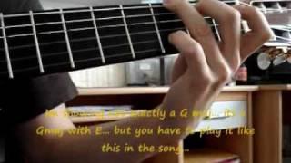 Big Big World Guitar Lesson Part 2