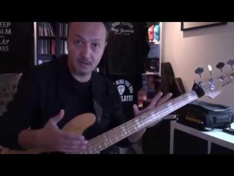 Download Youtube: Lezioni di Basso Elettrico -  La scala Pentatonica, come e quando usarla. (Lez.68)