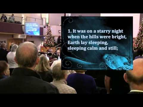 Sing along with The Salvation Army - Christmas Carols